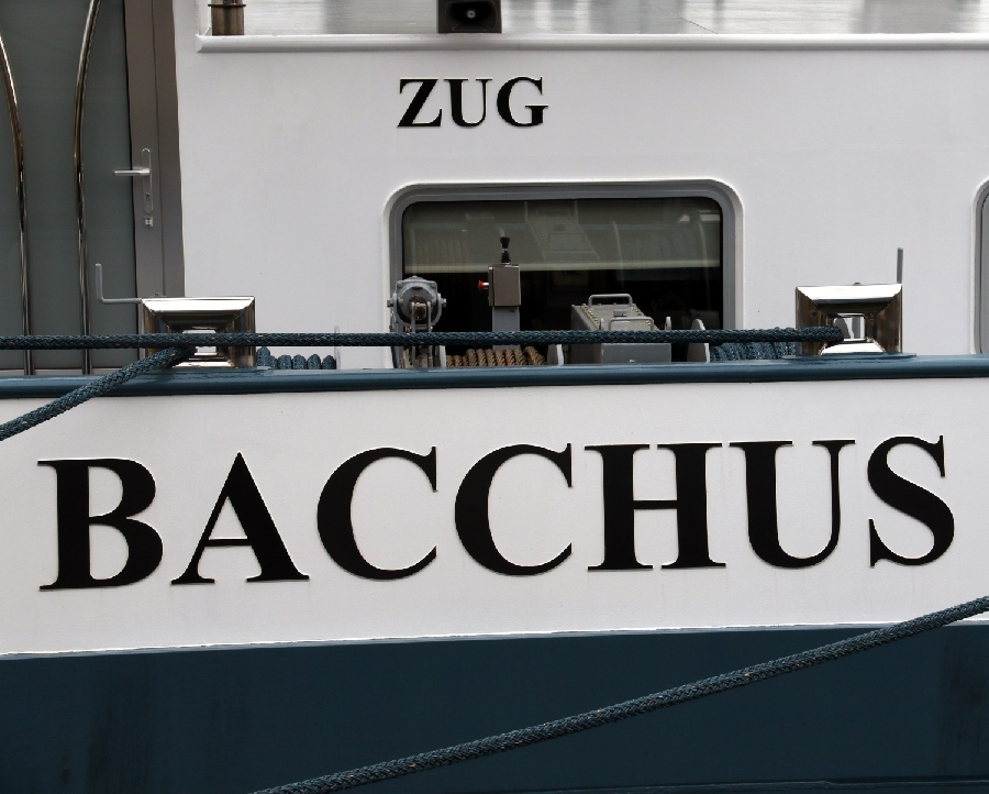 Loopbordessen mts Bacchus