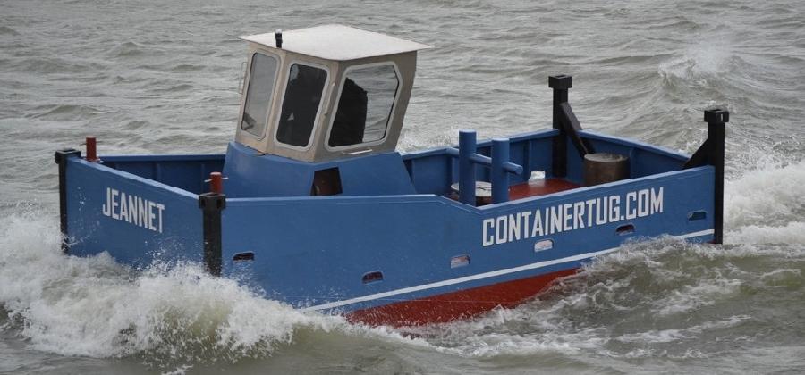 Ontwerp en productie ContainerTug