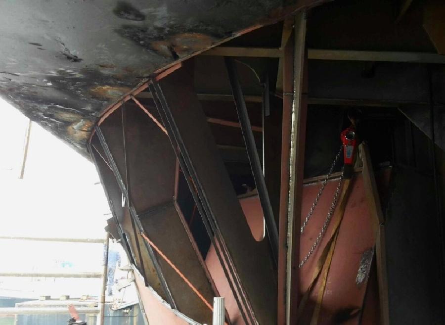 Reparatie kopschade Dezi