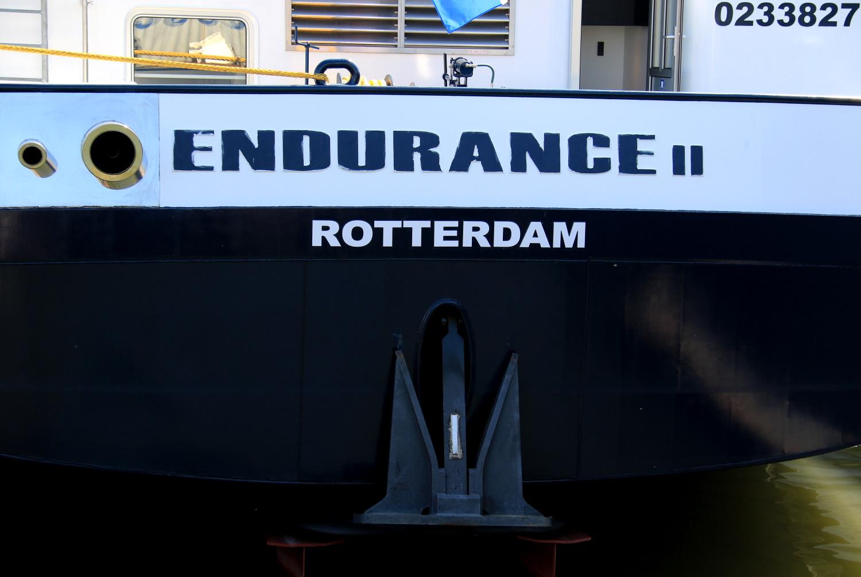 Afbouw mts Endurance II