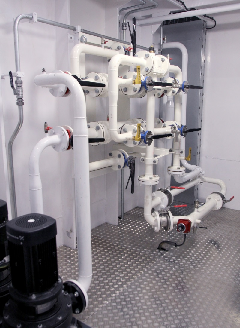 Machinekamers Somtrans LNG